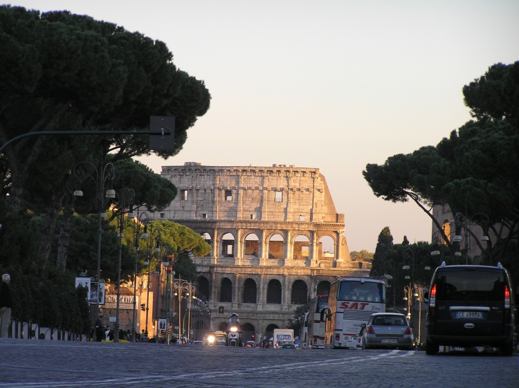 Weekend Pics: Thinking of Rome