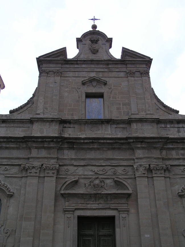 Raccuja's main church