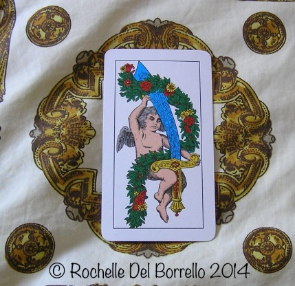 Random Photo: Sicilian playing card