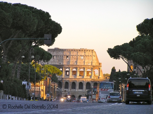Epic, timeless Colosseum of Rome.