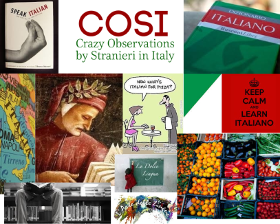 COSI language collage