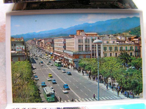 Via Vittorio Emanuele, Messina.