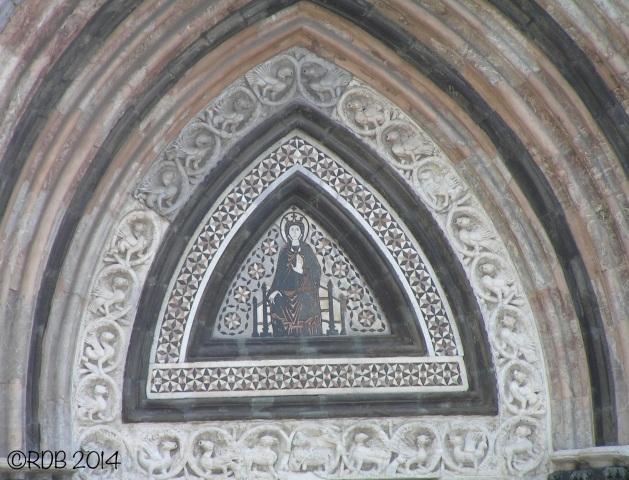 Duomo Messina Madonna