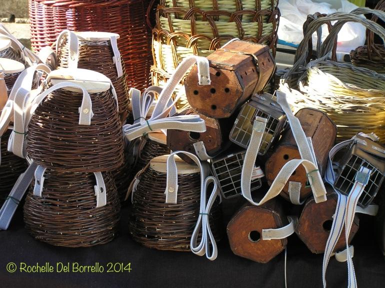 Piazza Armerina market stall