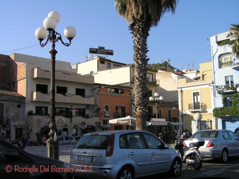 Giardini Naxos, Messina