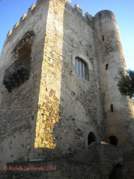 Castello di Brolo, Messina