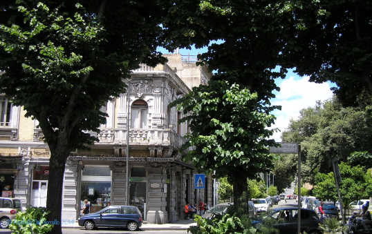 Street scene Messina