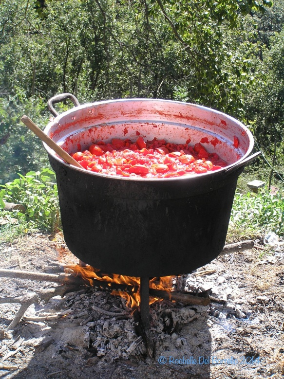 Sicilian cauldron