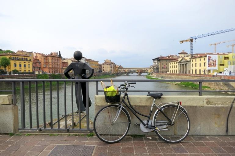 Ponte Vecchio and Valentina