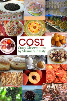 COSI Italian food design #Sicilian food