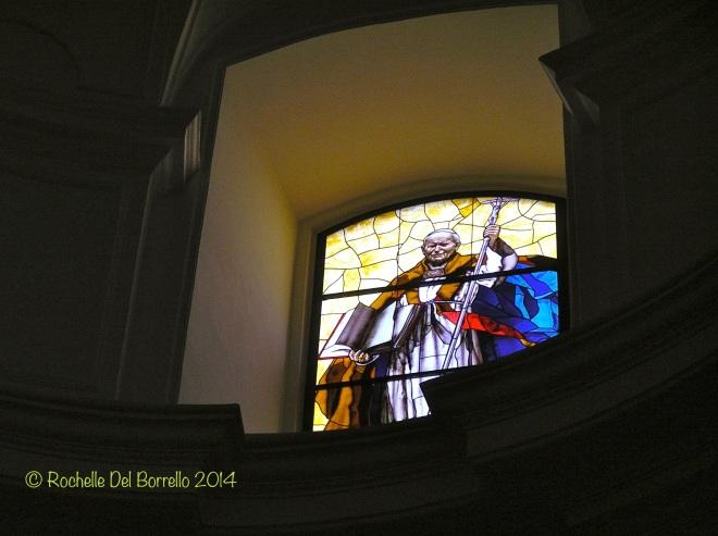 St John Paul, Duomo Noto Syracuse