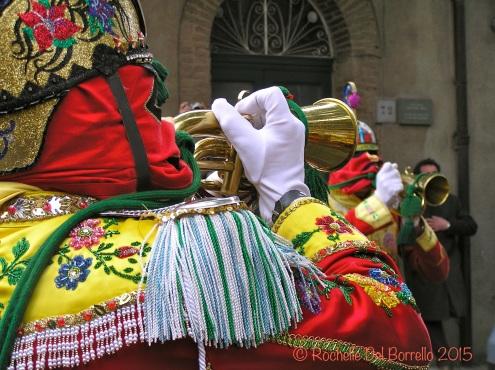 San Fratello Giudei playing