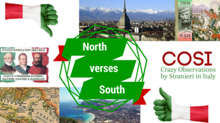 North Verses South Italy