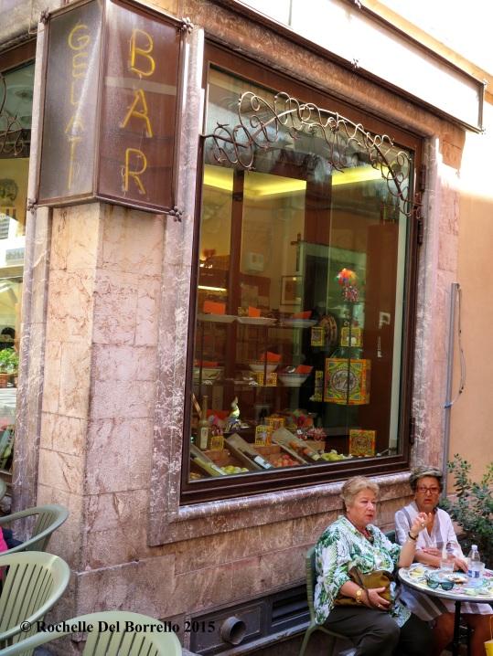 Pasticceria Etna at Taormina