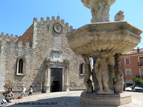 Duomo Taormina