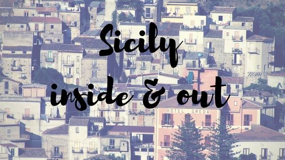 Sicily inside & out cover image