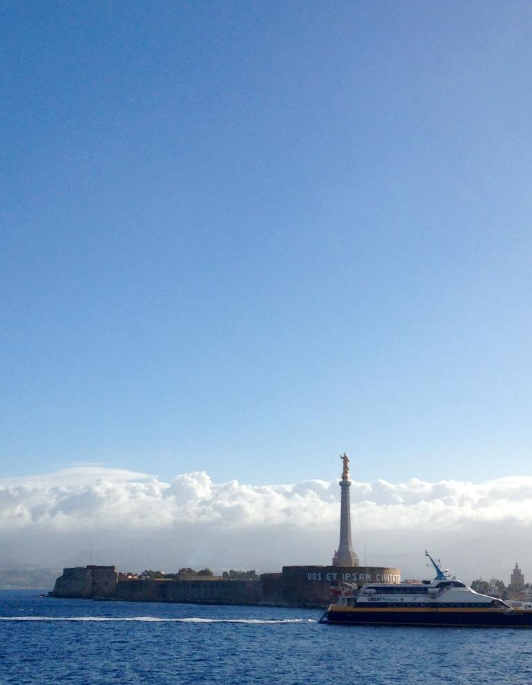 Inverno a Messina