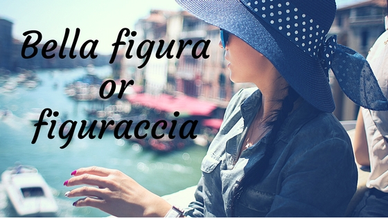 Bella figura blog image