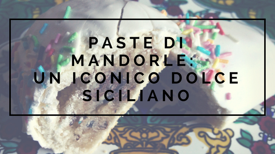Blog post Paste di mandorle
