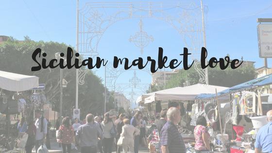 Sicilian market love